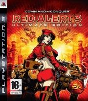 Carátula de C&C: Red Alert 3 - PS3