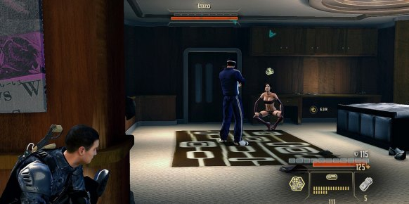 Alpha Protocol (PlayStation 3)