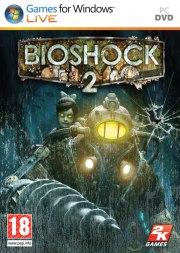 Car�tula oficial de BioShock 2 PC