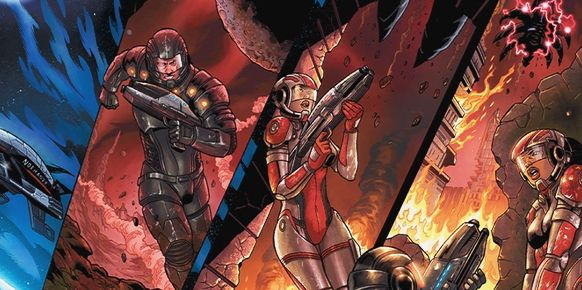 Mass Effect 2: Génesis
