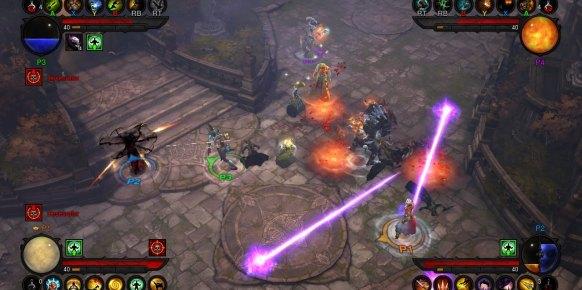 Diablo III: Diablo III: Impresiones jugables