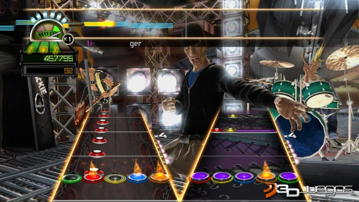 Guitar Hero World Tour - An�lisis