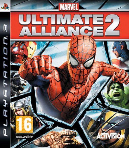 marvel ultimate alliance 2 para ps3 3djuegos. Black Bedroom Furniture Sets. Home Design Ideas