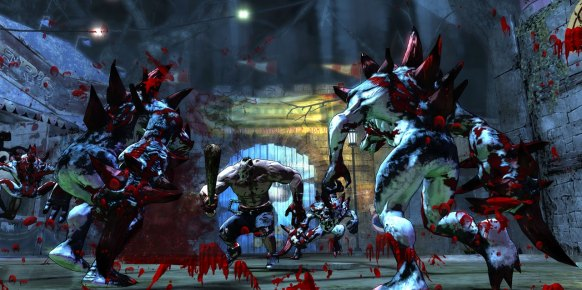 Splatterhouse an�lisis