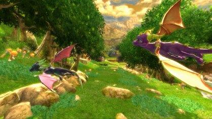 Spyro La Fuerza del Dragón análisis