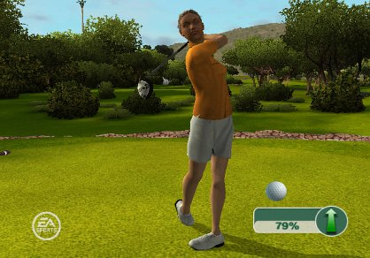 Tiger Woods PGA TOUR 09 an�lisis