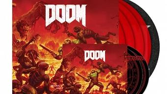 La banda sonora de DOOM se lanzará en formato físico este verano