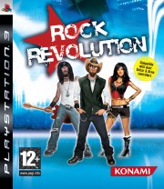 Carátula de Rock Revolution - PS3