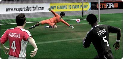 Ventas de software en el Reino Unido: FIFA 09 es el número 1