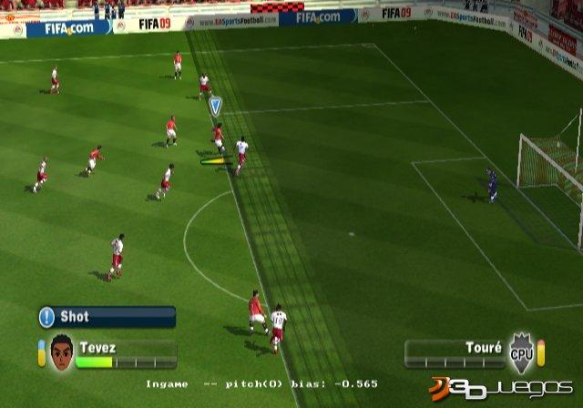 FIFA 09 - An�lisis