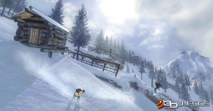 Imagen Shaun White Snowboarding (PS3)
