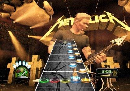Guitar Hero Metallica análisis
