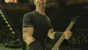 Video Guitar Hero: Metallica, Guitar Hero Metallica: Trailer oficial 2
