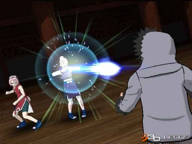 Naruto Clash of Ninja Revolution 2 - An�lisis
