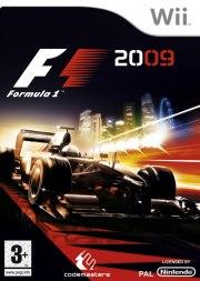 Carátula de F1 2009 - Wii