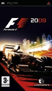 Carátula de F1 2009 - PSP