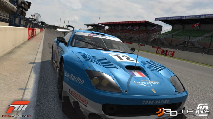 Forza Motorsport 3 - Impresiones jugables