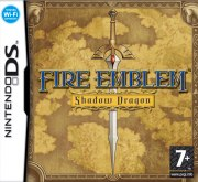 Carátula de Fire Emblem: Shadow Dragon - DS