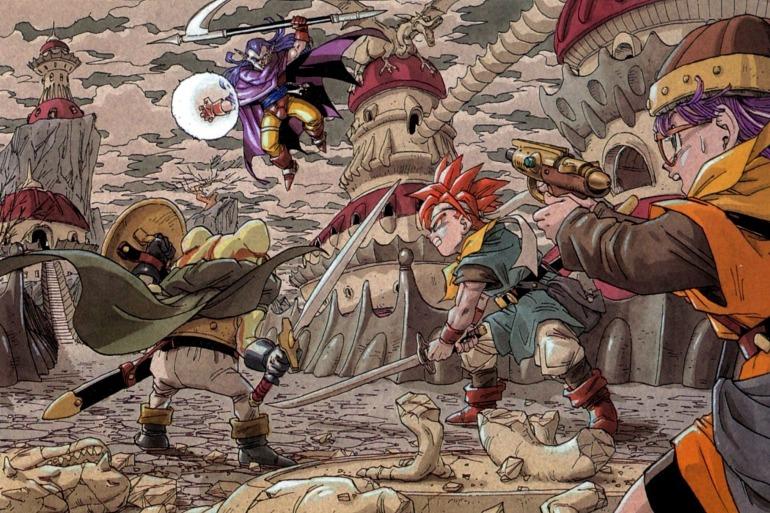 Imagen de Chrono Trigger