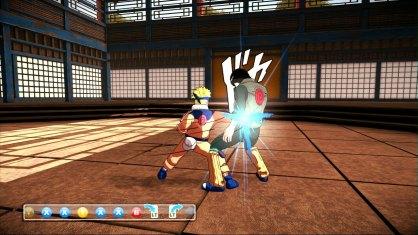 Naruto The Broken Bond Xbox 360