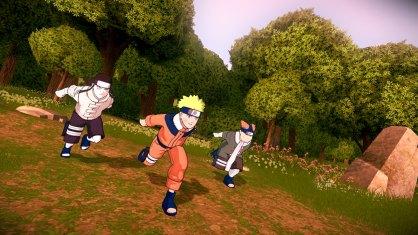 Naruto The Broken Bond: Naruto The Broken Bond: Primer contacto
