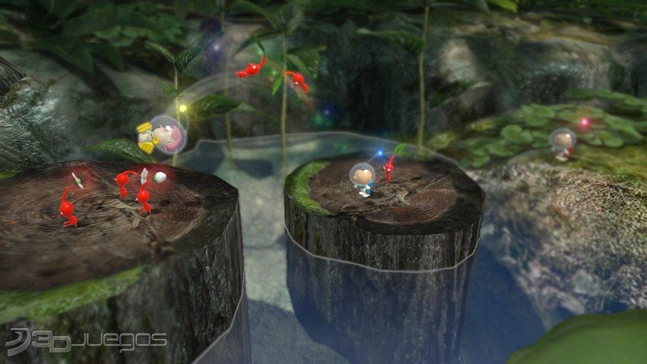 Pikmin 3 - Impresiones E3 2012