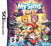Carátula de MySims Party - DS