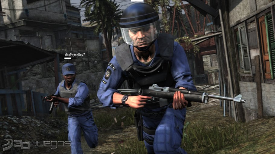 Max Payne 3 - Impresiones multijugador