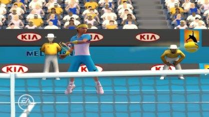 Grand Slam Tennis: Impresiones jugables