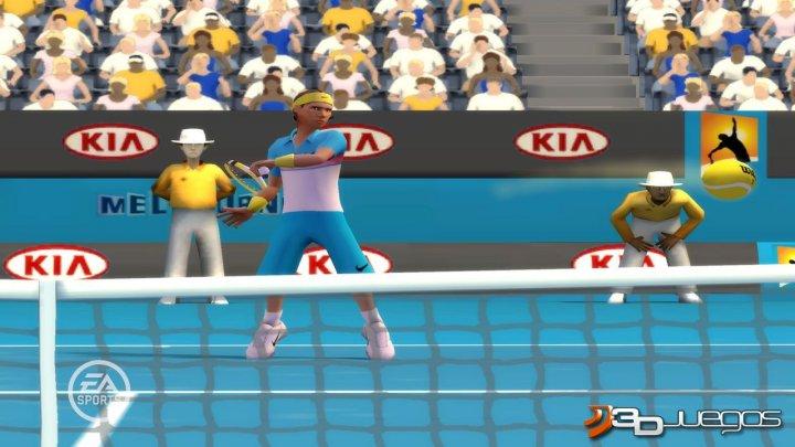 Grand Slam Tennis - Impresiones jugables