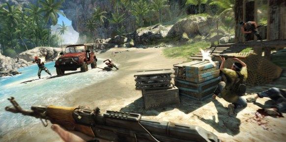 Far Cry 3: Far Cry 3: Impresiones