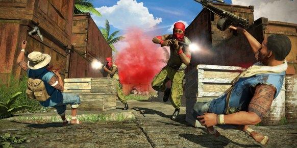 Far Cry 3: Far Cry 3: Impresiones multijugador