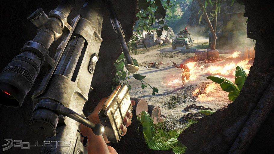 Far Cry 3 - Impresiones GamesCom