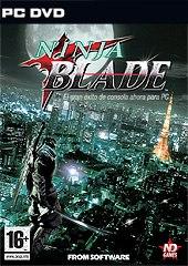 Car�tula oficial de Ninja Blade PC