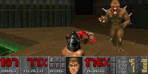 Doom fue uno de los primeros shooters de masas en incluir un multijugador a la altura de su campaña individual.