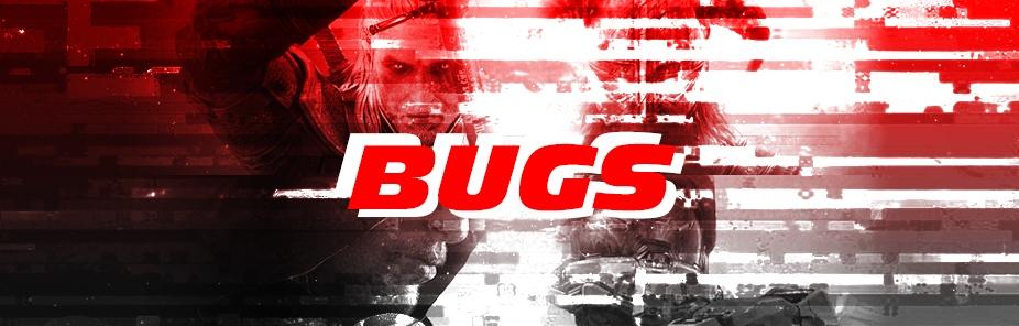 Bugs: ¿Estás harto o eres comprensivo?