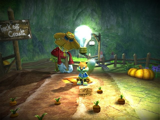 Conker: Live and Reloaded