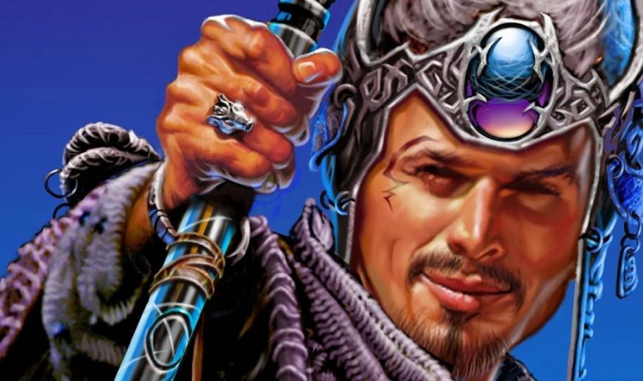 Uno de los personajes de NOX, el juego de acción y rol que el estudio publicó en 2001.