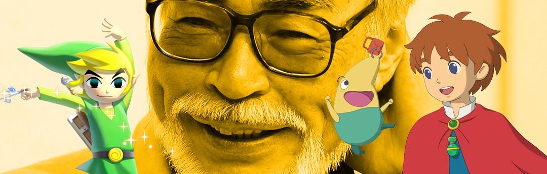 Miyazaki y los videojuegos