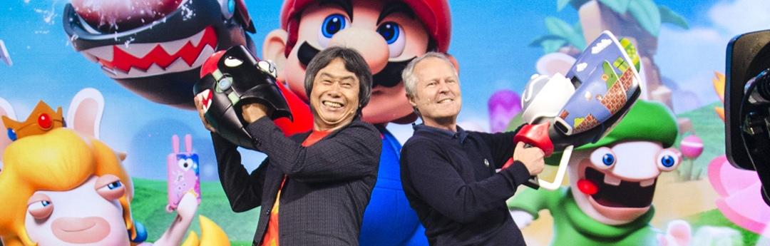Los 10 Momentos más Simpáticos y Curiosos del E3 2017