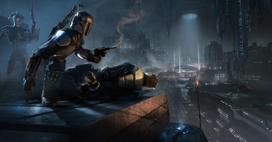 De alguna forma, todos relacionamos el Star Wars de Viceral como una continuación de Star Wars 1313, juego que acabó cancelado con la desaparición de LucasArts.