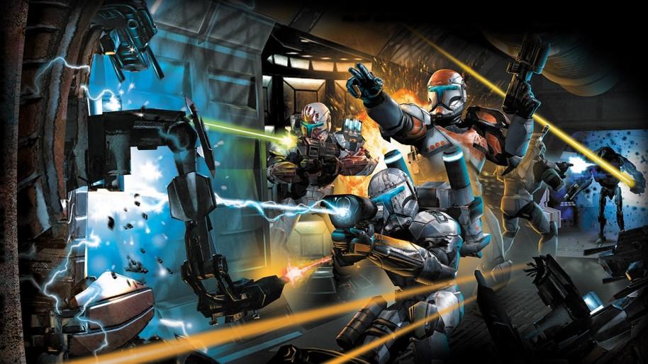 Imagen de Republic Commando.
