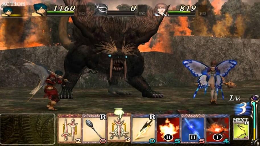 Baten Kaitos fue publicado con Namco, pero en exclusiva para Gamecube, algo que hacía intuir la aproximación entre Monolith y Nintendo.