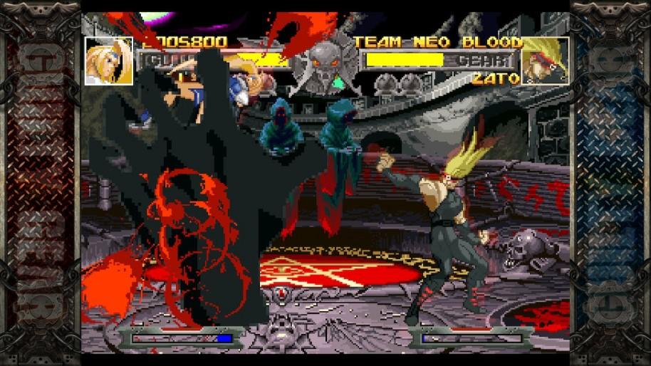 Destroyed! Los ataques más espectaculares del juego original, sin duda. Se cambiaron en posteriores entregas para no ser tan mortíferos.