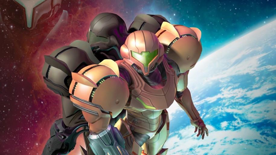 Imagen de  Metroid Prime 3.