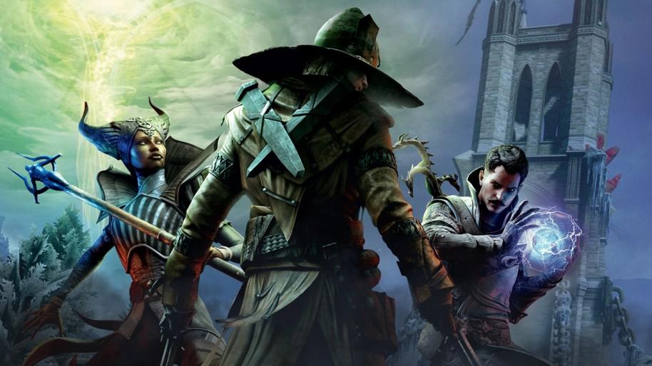 Imagen de Dragon Age: Inquisition.