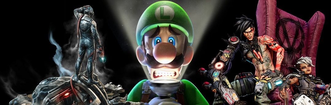 Los grandes juegos del E3 que saldrán este año