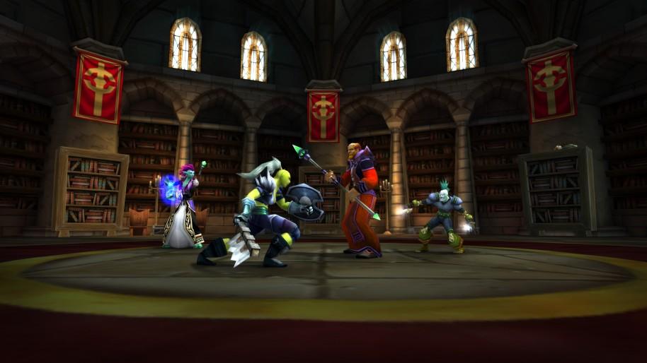 Revive el conflicto entre Horda y Alianza como en los viejos tiempos, sacando partido de tu destreza de combate en el PvP.