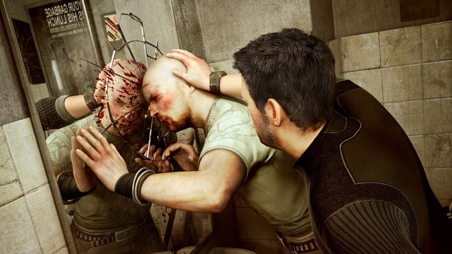 Tom Clancy's Splinter Cell: Conviction.