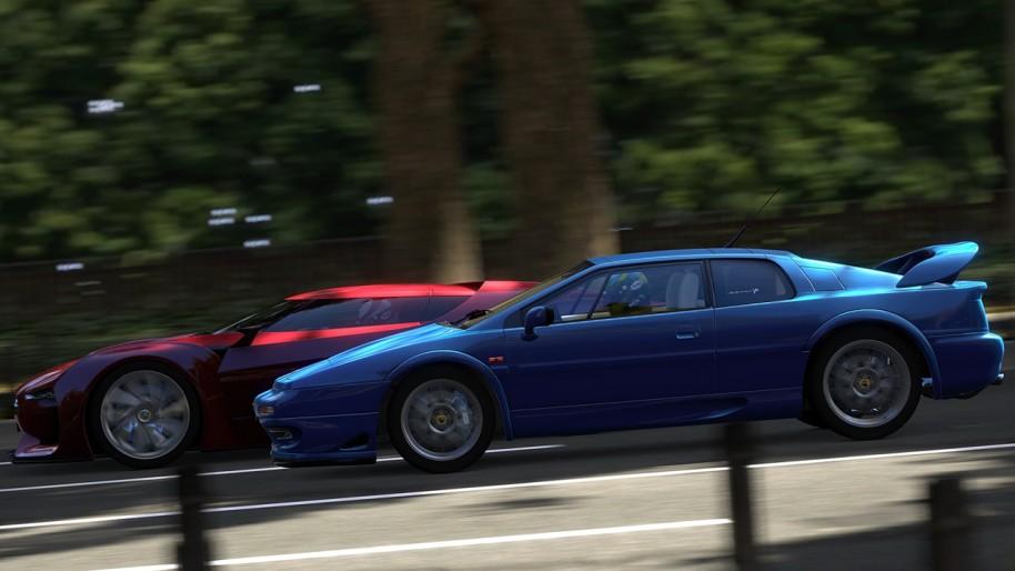 Imagen Gran Turismo 6.